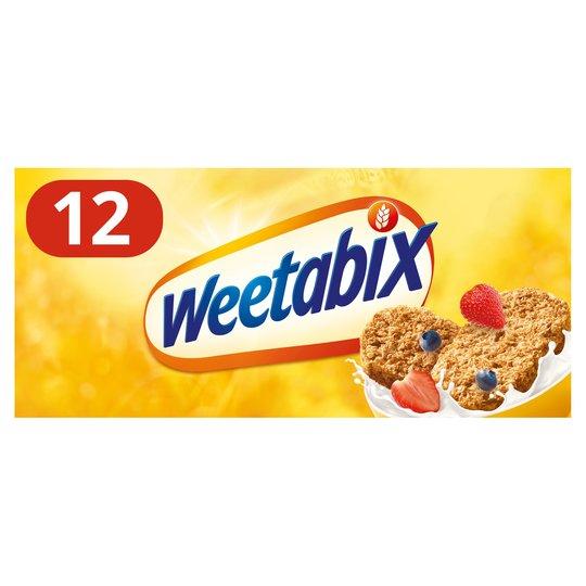 Weetabix 12