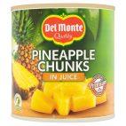 Delmonte pineapple chunks