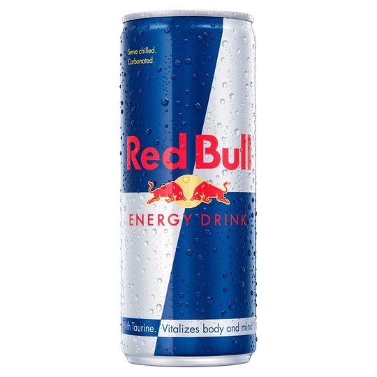 RedBull Energy Can