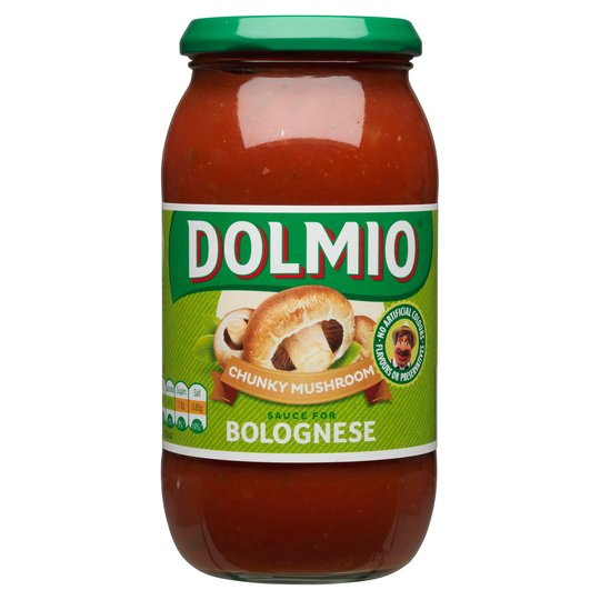 Dolmio Chunky Mushroom Sauce for Bolognese