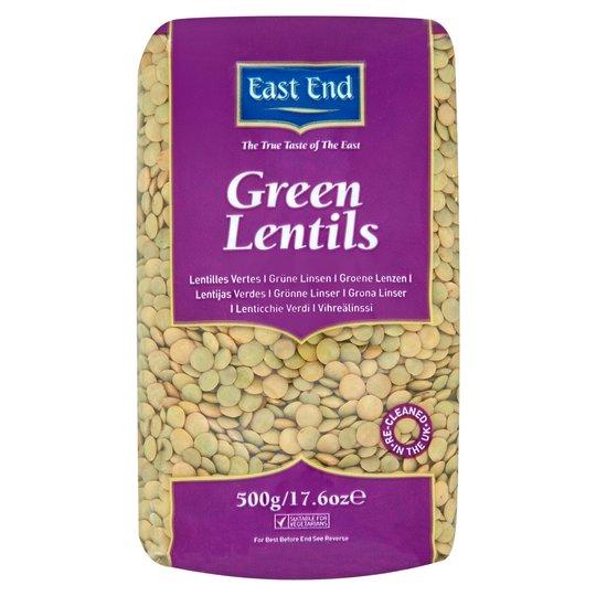 EastEnd Green Lentils