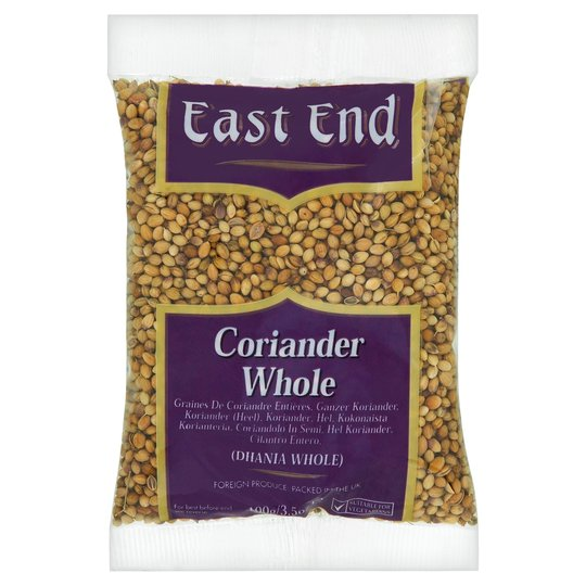 EastEnd Corriander Whole