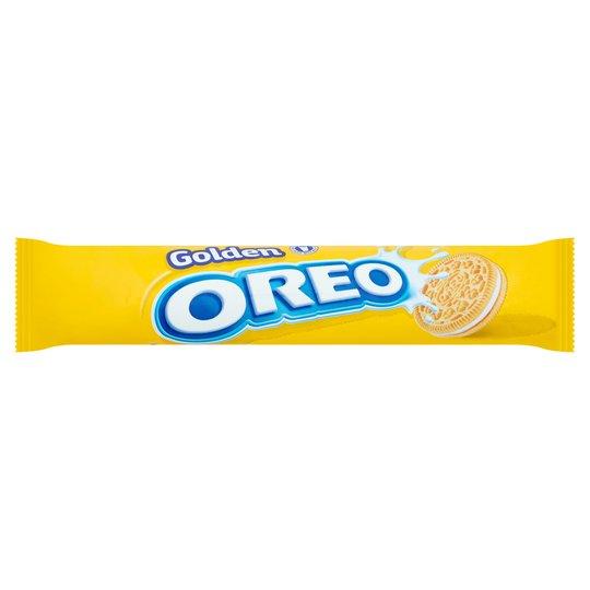 Oreo golden biscuit