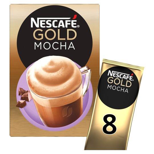 Nescafé gold Mocha