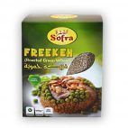 Sofra freekeh roasted green wheat