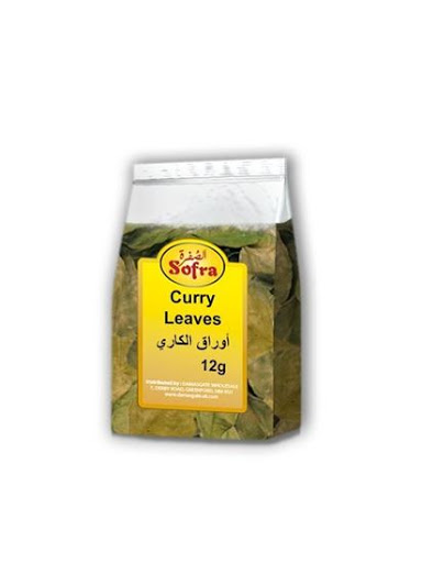 Sofra Curry Leaves