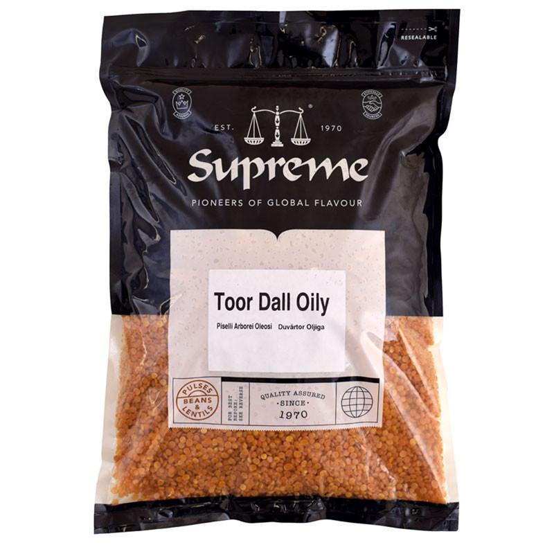 Supreme Malawi Oily Toor Dall