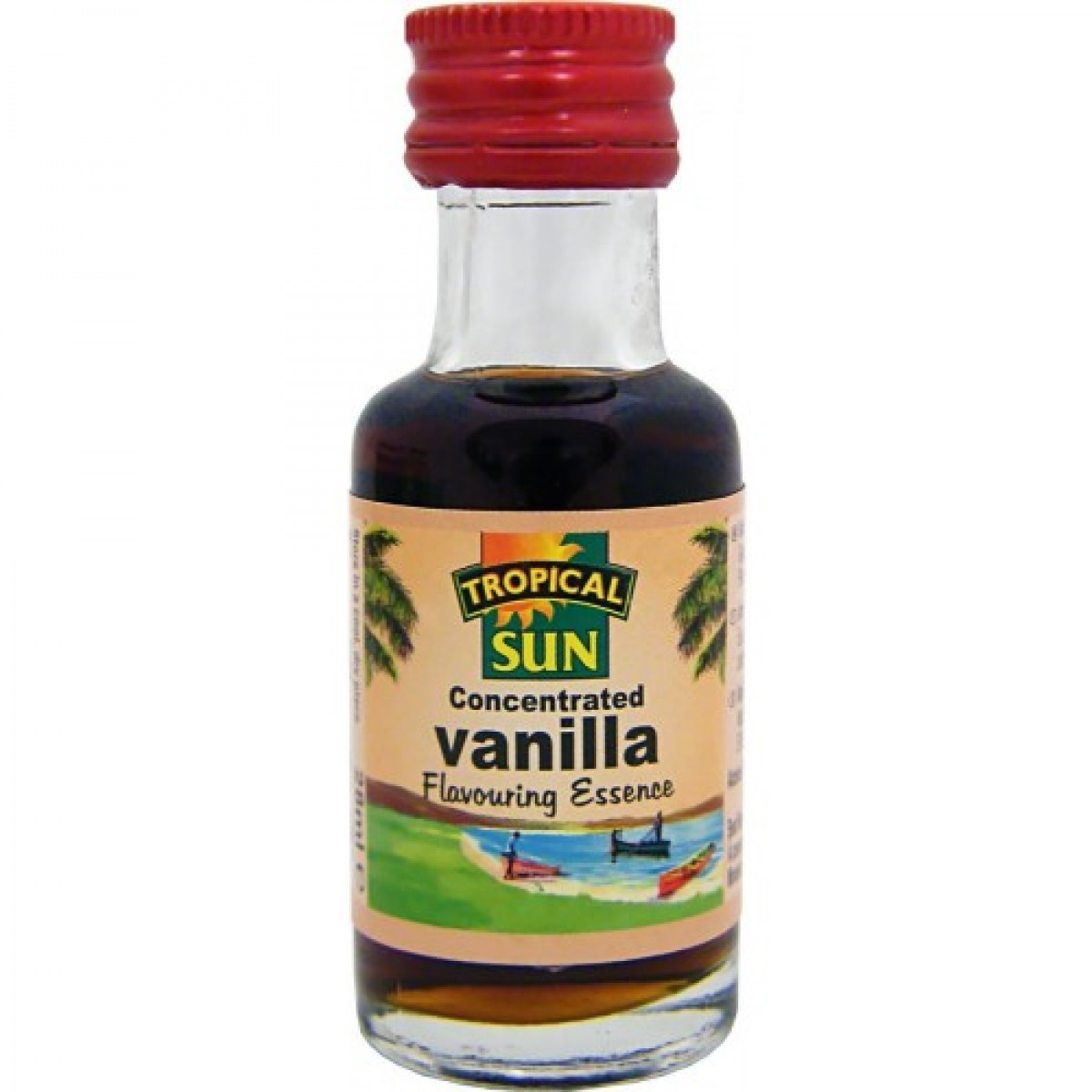 TS concentrated vanilla extract