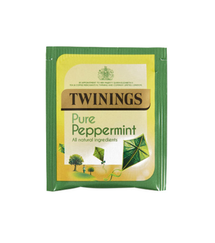 Twinnings pure pepper mint tea