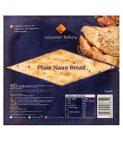 Leicester Bakery Plain Naan Bread