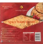 Leicester Bakery Spicy Naan Bread