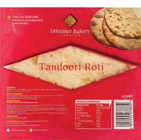 Leicester Bakery Tanndoori Roti