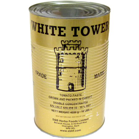 White Tower Tomato Paste