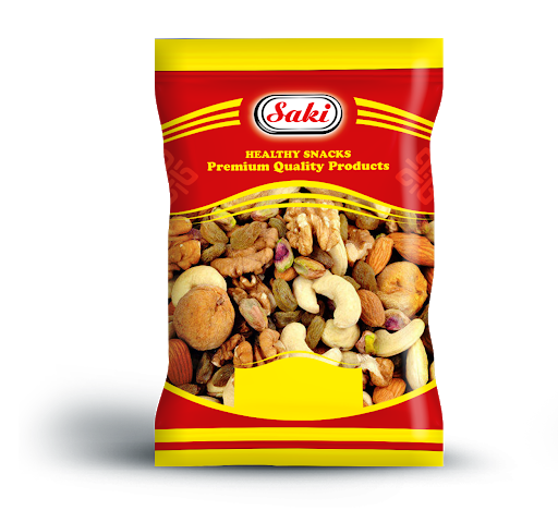 Saki Mixed Nuts