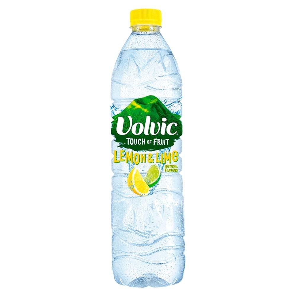 Volvic Lemon & Lime Still