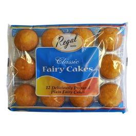Regal Classic Plain Fairy Cakes
