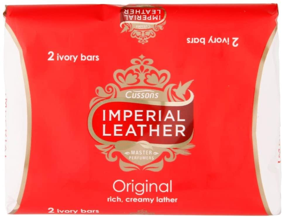 Imperial leather original 2 soaps