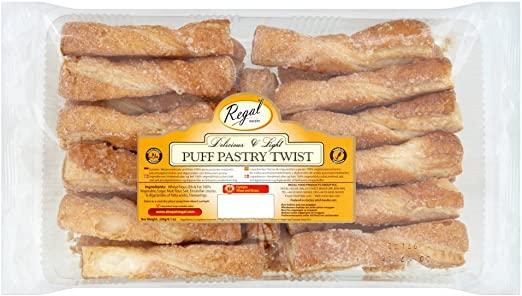 Regal Puff Pastry Twist
