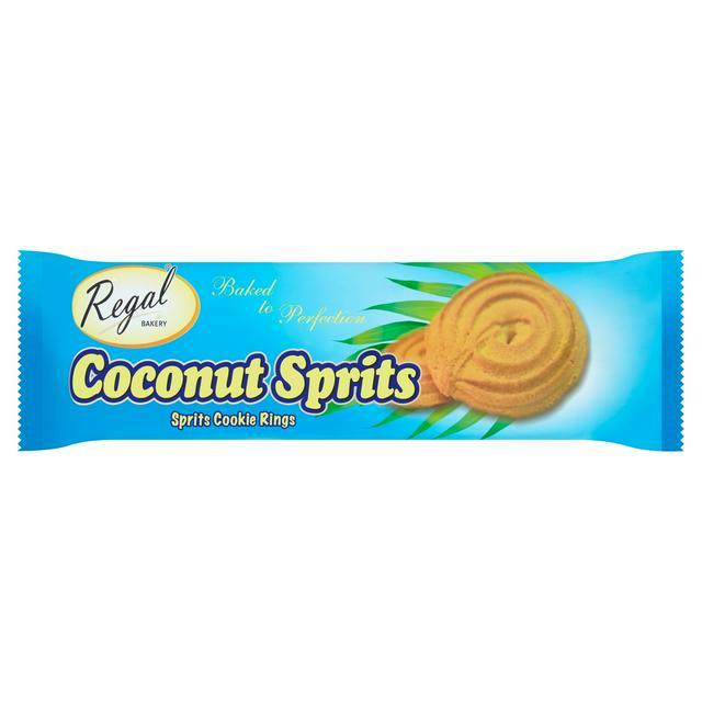 Regal Coconut Sprits Cookie Rings