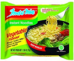 Indomie Vegetable flavour