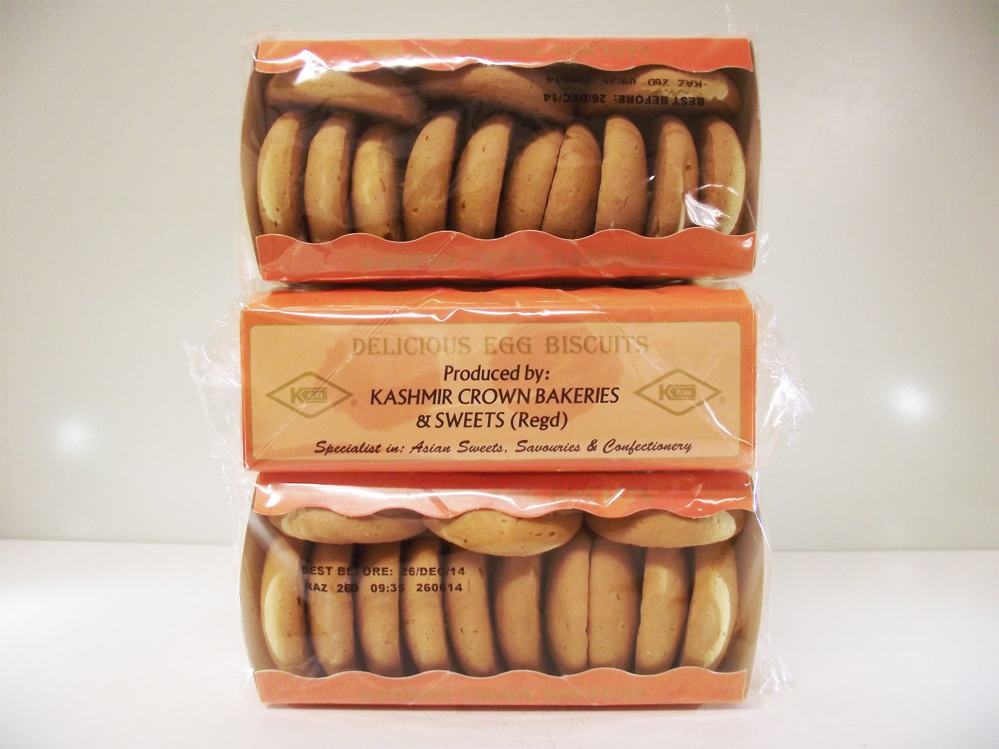 KCB Egg Biscuits
