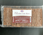 KCB Chocolate Cake Slices with a Chocolate Flavoured Filling