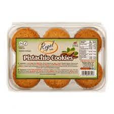 Regal Pistachio Cookies