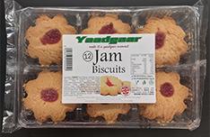 Yaadgaar Jam Biscuits