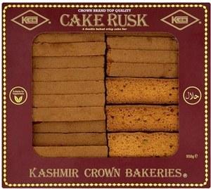 KCB Plain Cake Rusk