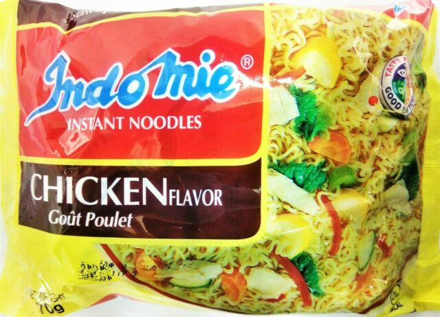 Indomie noodles Chicken Flavour