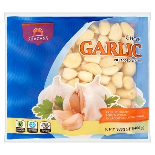 Shazans Garlic Clove