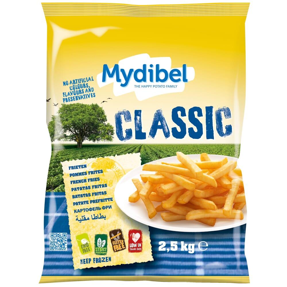 Mydibel Potato Fries
