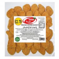 Teeba Breaded Chicken Nuggets