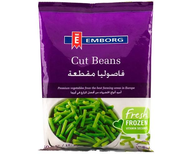 Emborg Cut Green Beans