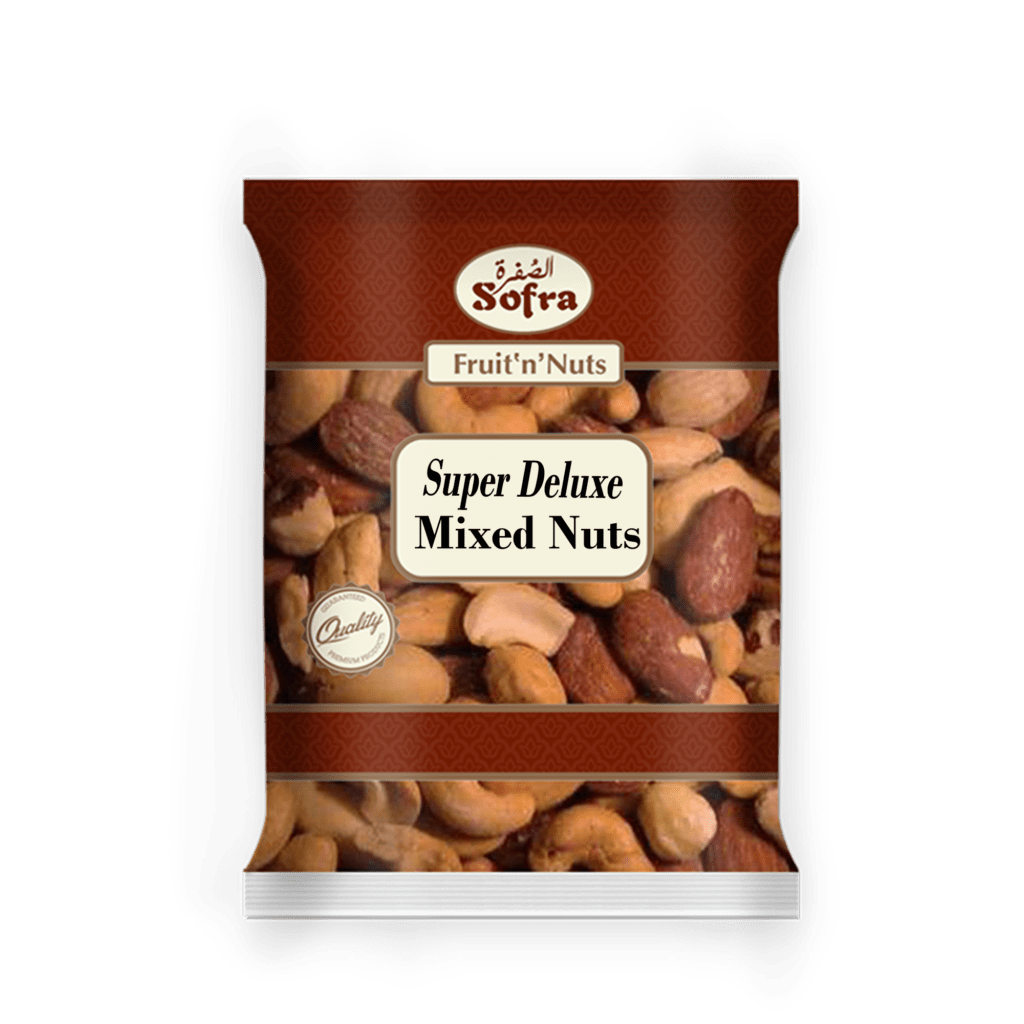 Sofra Fruit n Nuts Mixed Nuts Roasted & Salted