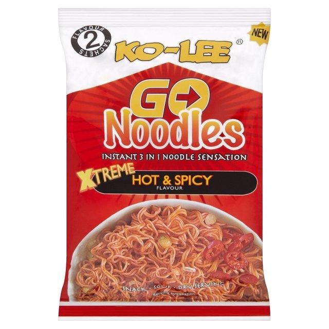 Ko-Lee Noodles Hot&Spicy