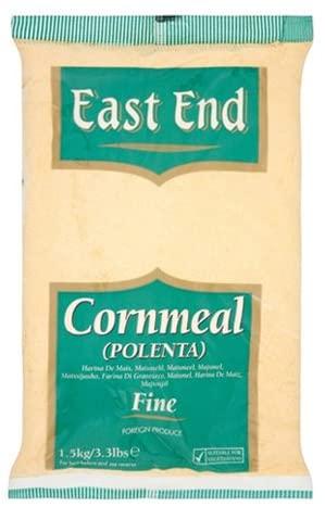 East End Cornmeal Fine