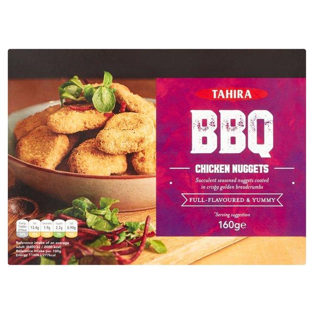 Tahira BBQ Chicken nuggets