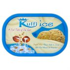 Kulfi Ice, Original Malai flavour with Real Almonds & Pistachio