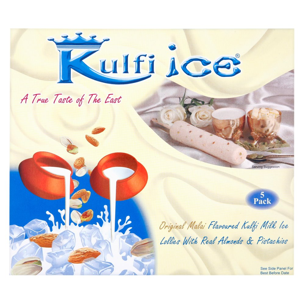 Kulfi Ice 5 pack Original