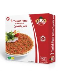 Zaad Turkish Pizza (Lahmacun)