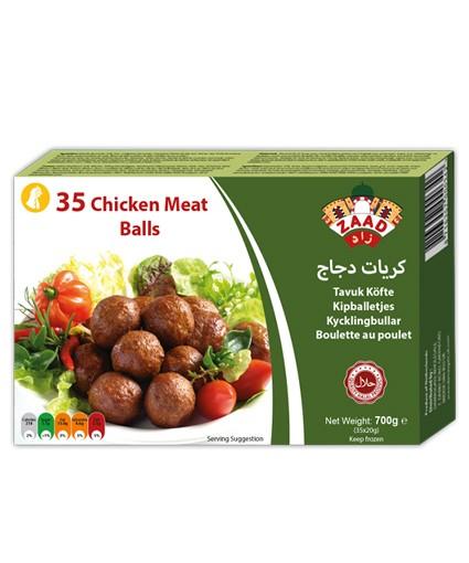 Zaad Chicken Meat Balls