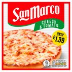 San Marco Cheese & Tomato Pizza