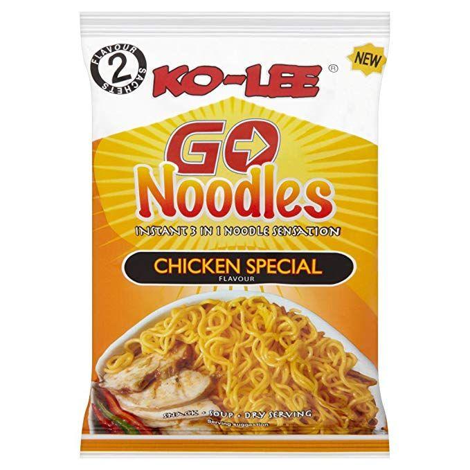 Ko-Lee Noodles Chicken