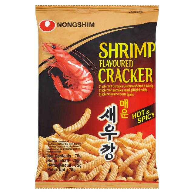 Nongshim Shrimp Flavoured Cracker