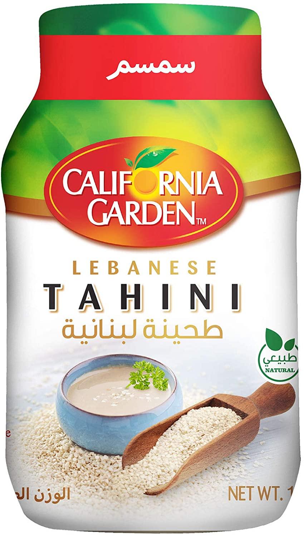 California Gardens Lebanese Tahini