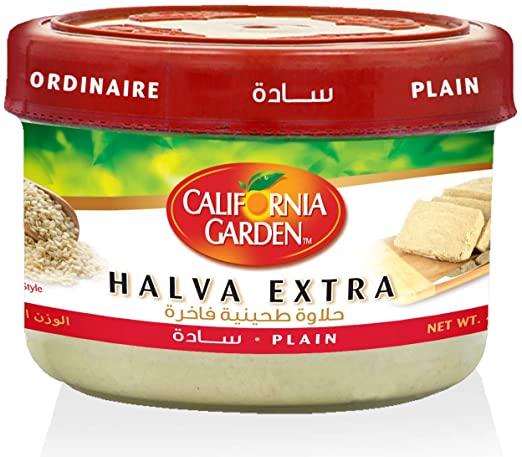 California Garden Halva Extra Plain