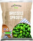 Growers Brussels Sprouts