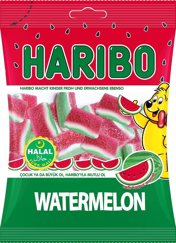 Haribo Watermelon (halal)