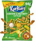 Kurkure Green Chutney Style